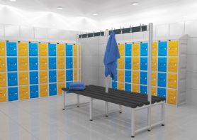 Plastic Lockers